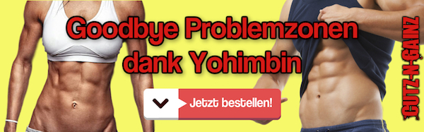 Yohimbin Problemzonen Fatburner kaufen/bestellen